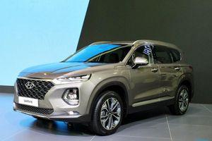 SUV Hyundai Santa Fe 2019 mở bán tại Malaysia, giá tạm tính hơn 1 tỷ đồng