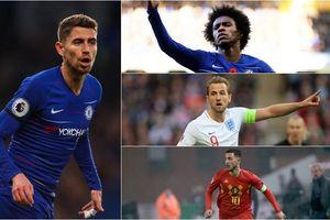 'Siêu đội hình' kết hợp Chelsea-Tottenham: The Blues áp đảo