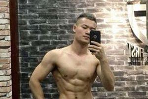 Chàng trai ốm yếu tăng 30 kg chia sẻ bí quyết sở hữu bụng 6 múi