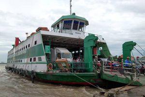 Bão số 9 hướng vào TP.HCM: Phà Bình Khánh, Cát Lái tạm ngừng hoạt động
