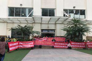 Chung cư Hòa Bình Green City 'bội tín' làm sổ đỏ cho cư dân