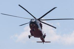Nga lần đầu bay thử trực thăng vận tải quân sự Mi-38T