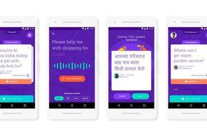 Ứng dụng 'hàng xóm láng giềng' Google dành riêng cho Ấn Độ có gì đặc biệt?