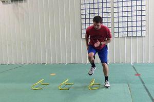 Bài tập tăng thể lực cho các cầu thủ bóng đá