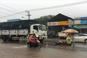 Bình Dương: người đàn ông bị tai nạn tử vong dưới trời mưa bão