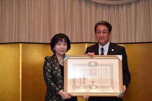 Nhật Bản long trọng trao huân chương Mặt trời mọc cho nữ Viện sĩ Việt Nam