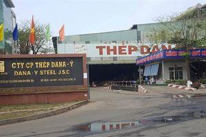 Đà Nẵng đình chỉ hoạt động 2 nhà máy thép Dana-Ý, Dana-Uc