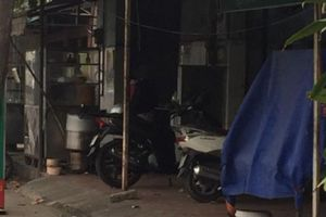 Bắt 1 nghi can vụ truy sát khiến 2 người tử vong tại quán nhậu