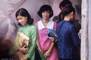 Ảnh để đời về phụ nữ Sài Gòn năm 1972 của Patrice Habans