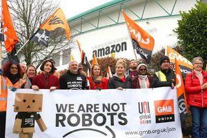 Nhân viên Amazon tại châu Âu đình công
