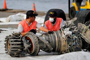 Hé lộ thời khắc định mệnh máy bay Lion Air