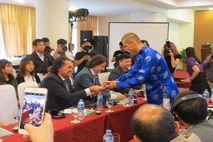 15 quốc gia tham dự cuộc thi 'Nghệ nhân trà Thế giới' tại Huế