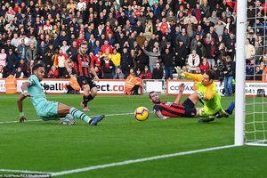 Thắng nhọc Bournemouth, Arsenal áp sát top 4 Ngoại hạng Anh