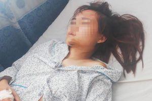 Hé lộ nguyên nhân vụ nữ giáo viên mầm non bị chồng chém nhập viện