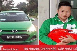 Tài xế taxi Hà Tĩnh tham gia đỡ đẻ cho sản phụ ngay trên xe