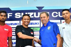 Đánh bại Singapore 3-0, Thái Lan đứng đầu bảng B