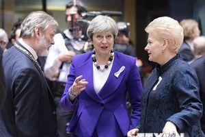 Tổng thống Litva khẳng định tiến trình Brexit vẫn chưa kết thúc
