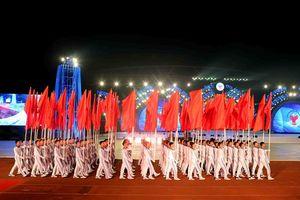 Thủ tướng dự Lễ khai mạc Đại hội thể thao toàn quốc lần thứ VIII năm 2018