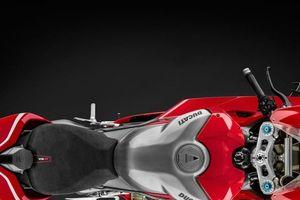 Siêu mô tô thương mại Ducati Panigale V4 R 2019 'dát' công nghệ xe đua