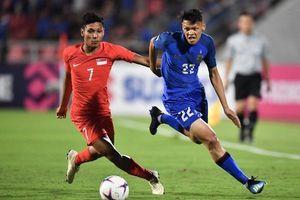 Thái Lan thắng nhẹ Singapore, Việt Nam gặp Philippines tại bán kết