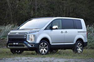 Mitsubishi giới thiệu mẫu MPV thế hệ mới, lấy cảm hứng từ Xpander
