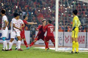 Highlight Việt Nam 3-0 Campuchia: Thắng 3 sao, Việt Nam thẳng tiến vào bán kết