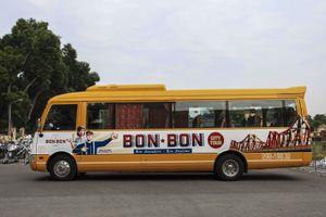 Cận cảnh chiếc xe 'Hop on - hop off' mới ra mắt ở Hà Nội