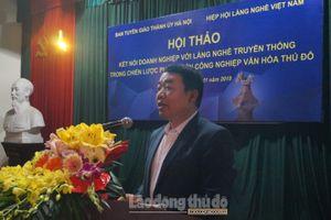 Làng nghề: Nét đẹp văn hóa đặc trưng Thăng Long – Hà Nội