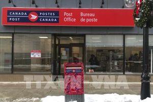 Dịch vụ bưu chính tại Canada sắp được nối lại