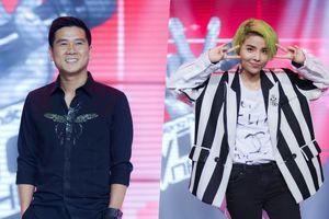 Clip: Chẳng những không can ngăn, Hồ Hoài Anh 'tiếp tay' Vũ Cát Tường 'qua mặt' BTC The Voice Kids 2018