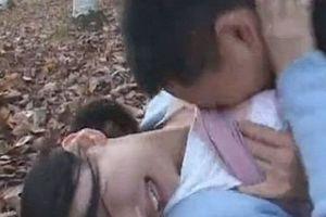 Chuẩn bị hiếp dâm bại gái 17 tuổi, nam thanh niên bị bắt tại trận