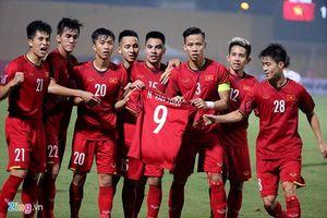 AFF CUP 2018: Chưa 1 lần thủng lưới, Việt Nam vào bán kết cùng Malaysia