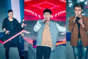 B Ray, Đạt G và K-ICM khiến hàng nghìn khán giả 'đứng ngồi không yên' khi mang loạt hit đình đám lên sân khấu