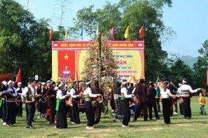 Thanh Hóa: Vinh danh Lễ hát múa ăn mừng dưới cây bông (Kin Chiêng Boọc Mạy) xã Xuân Phúc (Như Thanh)