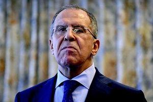 Ngoại trưởng Nga tuyên bố 'sốc' về sự hiện diện của Mỹ tại Syria