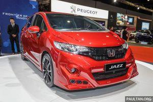 Honda Jazz Mugen Concept lần đầu xuất hiện trước công chúng
