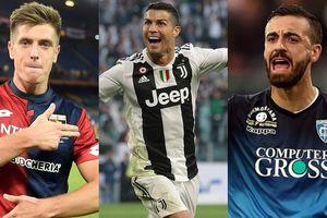 Cuộc đua 'vua phá lưới' Serie A 2018/2019: Ronaldo vươn lên dẫn đầu