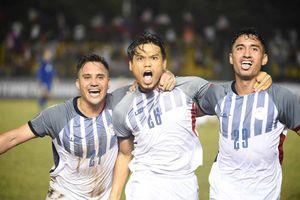 Việt Nam gặp Philippines ở bán kết AFF Cup 2018