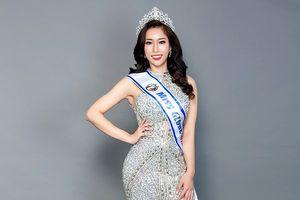 Cô gái gốc Việt đại diện Vương quốc Anh dự thi Miss Globe 2018
