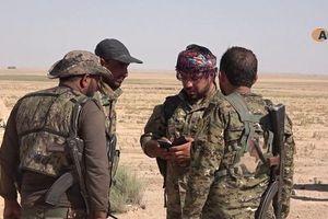 IS tấn công SDF ở thành phố Raqqa hòng giành lại lãnh thổ bị mất