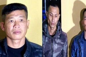 Chân dung 3 kẻ 'xuống tay' với nữ nhân viên hãng hàng không ở sân bay Thọ Xuân