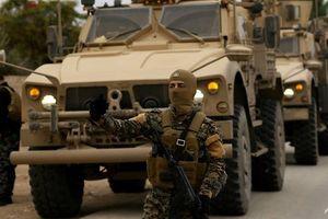 Phiến quân IS phản công ở Syria