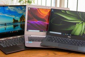Những mẫu laptop mỏng nhẹ đáng mua nhất 2018