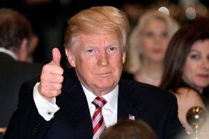 Ông Trump tự cảm ơn mình trong kỳ Lễ Tạ ơn