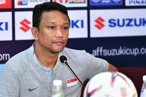 HLV Singapore dự đoán Thái Lan gặp tuyển Việt Nam ở chung kết AFF Cup