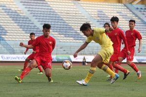 Bóng đá nam Đại hội Thể thao toàn quốc: Hà Nội chia điểm trước TP Hồ Chí Minh