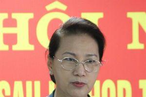 Chủ tịch Quốc hội Nguyễn Thị Kim Ngân giải đáp nhiều ý kiến của cử tri Cần Thơ