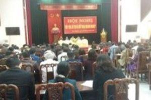 Thái Nguyên đối thoại với cộng đồng doanh nghiệp