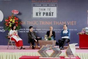 Tái bản series 'Thám tử Kỳ Phát', đánh thức trinh thám Việt