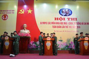 Hội thi Olympic các môn khoa học Mác - Lênin, Tư tưởng Hồ Chí Minh toàn quân lần thứ VIII